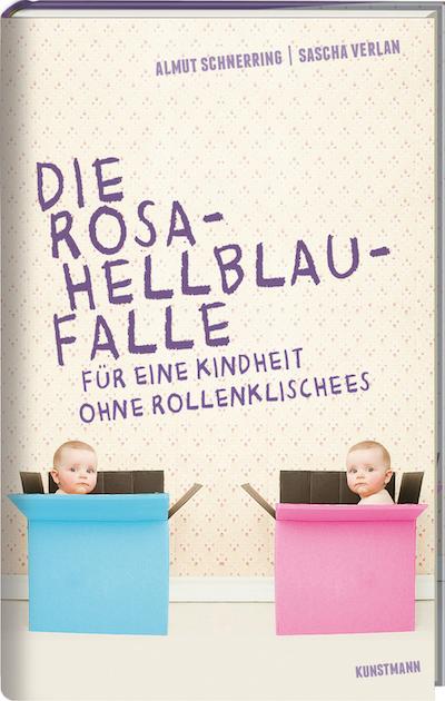 Cover - Die Rosa-Hellblau-Falle